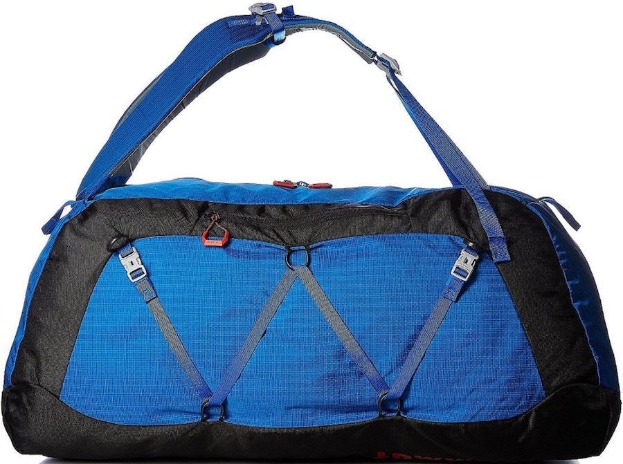 Mammut Cargo Light Travel Duffel Bag W/ Pack Straps 25L Dark Cyan