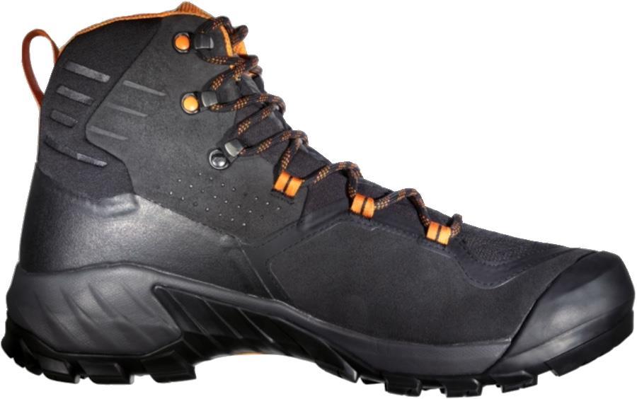 Mammut Sapuen High Gore-Tex Hiking Boots, UK 7 Black/Dark Radiant