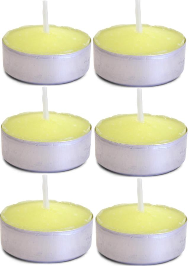 Coghlan's Citronella Tub Candles Scented Insect Repellent, 6 Pack