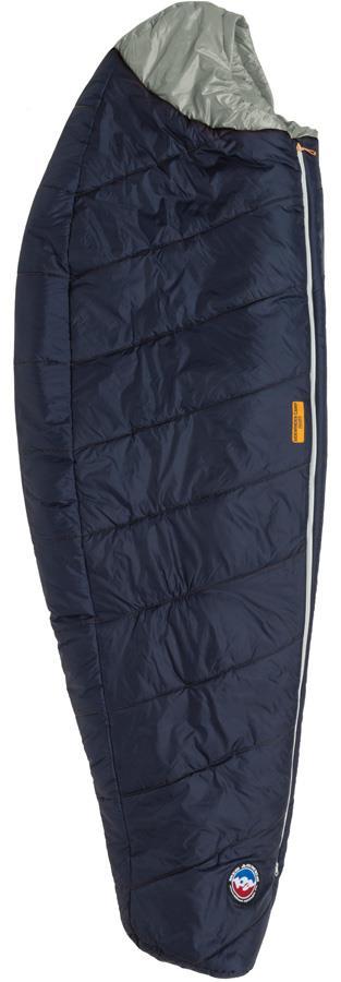 Big Agnes Sidewinder Camp 20° Side-sleeper Sleeping Bag, Regular