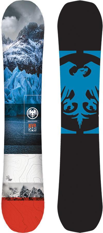 Never Summer Snowtrooper Hybrid Camber Snowboard, 159cm 2021