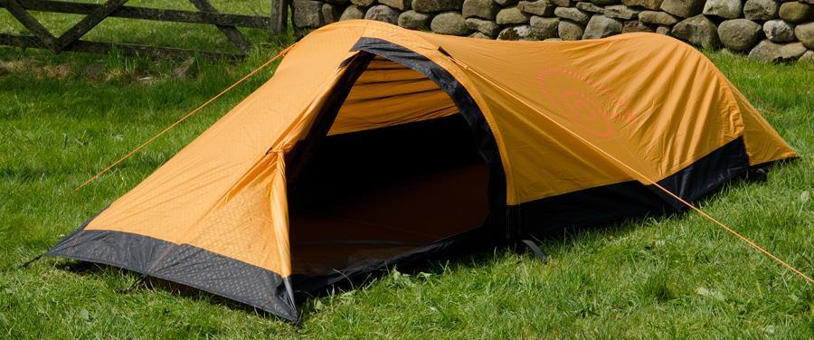 Snugpak Journey Solo Tent Lightweight Backpacking Tent, 1 Man