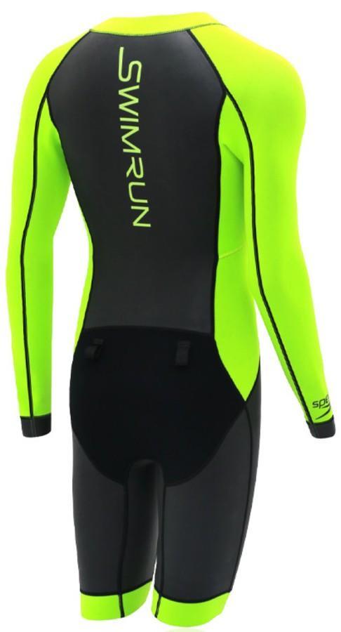 Speedo Fastskin Swimrun Fullsuit 2.0 Performance Wetsuit, XXL Black