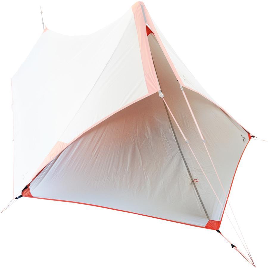 Slingfin SplitWing Vestibule Camping Tarp Accesssory, Grey