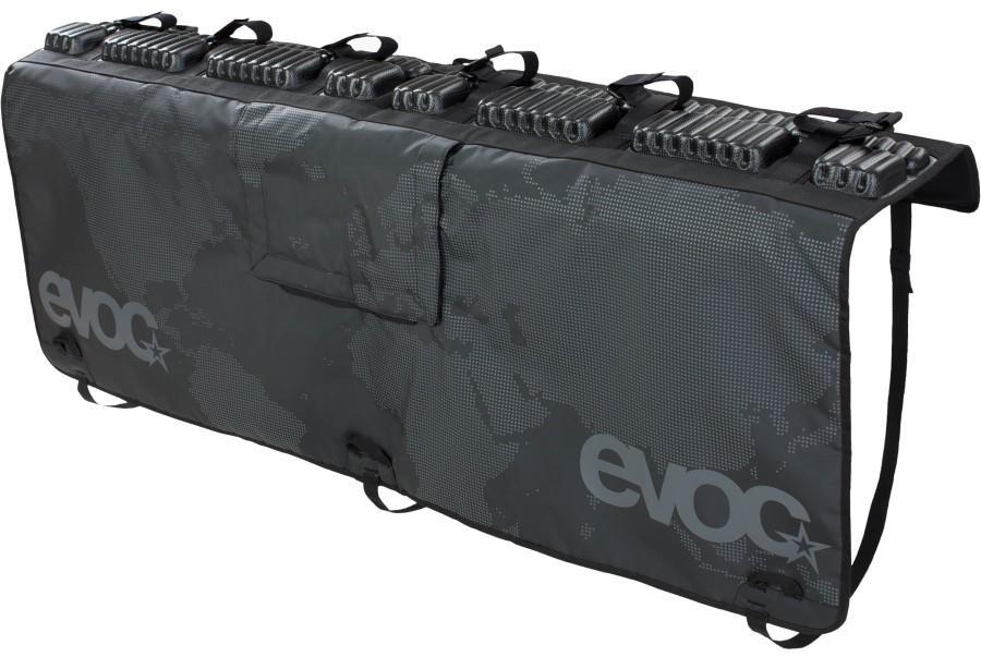 Evoc Tailgate Pad Padded Bike/Vehicle Protection, XL Black