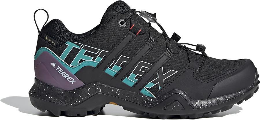 sitio definido cayó  Adidas Terrex Swift R2 GTX Women's Walking Shoes, UK 4 Black/Purple