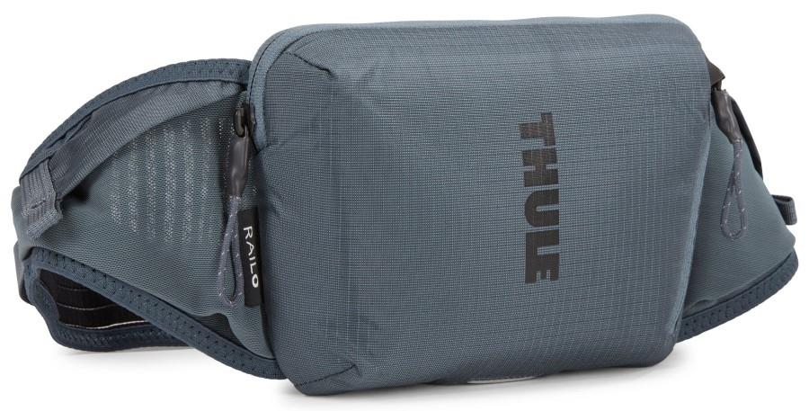 Thule Rail Cycling Hip Pack/Waist Bag, 0L Dark Slate