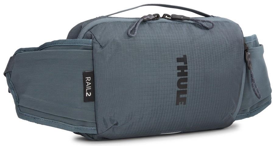 Thule Rail Cycling Hip Pack/Waist Bag, 2L Dark Slate
