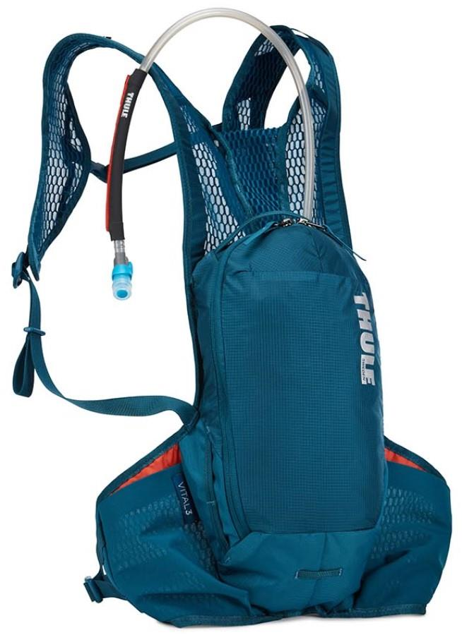 Thule Vital Cycling Hydration Backpack, 3L Moroccan Blue