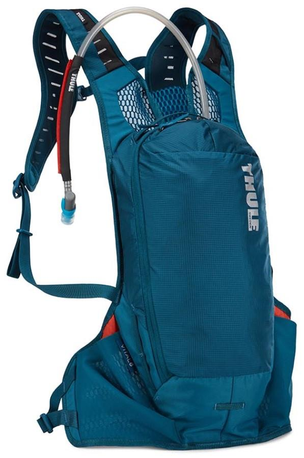 Thule Vital Cycling Hydration Backpack, 6L Moroccan Blue