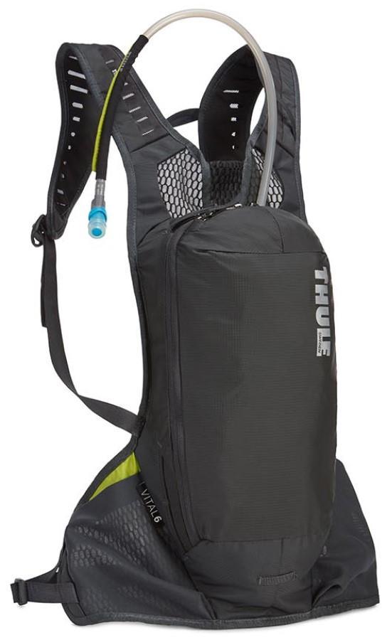 Thule Vital Cycling Hydration Backpack, 6L Obsidian