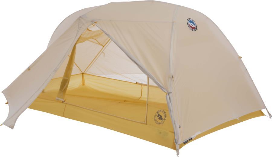 Big Agnes Tiger Wall UL 2 SD Ultralight Backpacking Tent, 2 Man