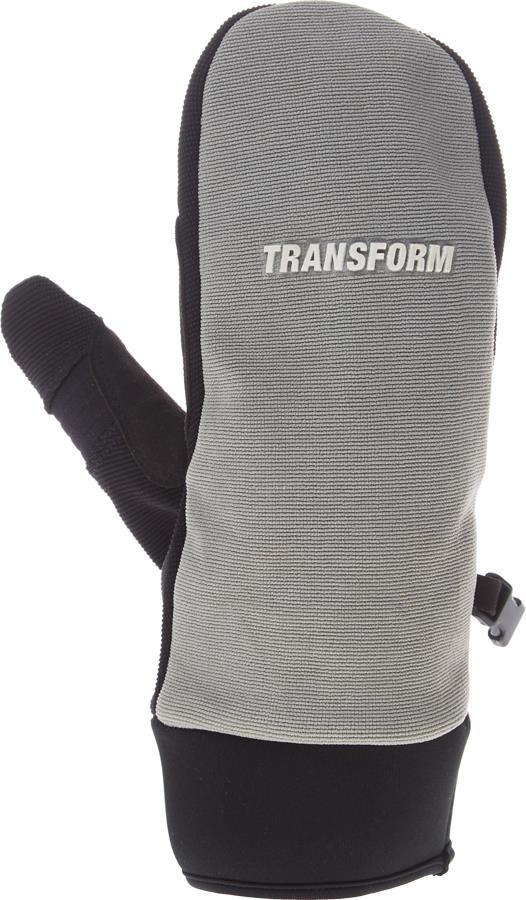 Transform Spitt Ski/Snowboard Mitts L Grey