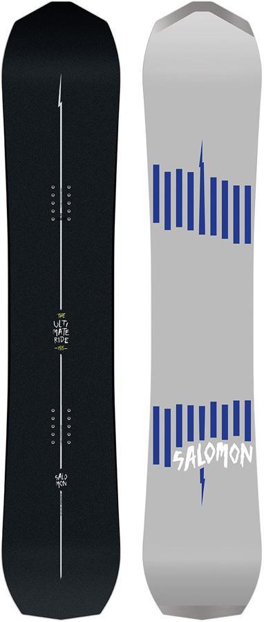 Salomon Ultimate Ride Hybrid Camber Snowboard, 155cm 2020