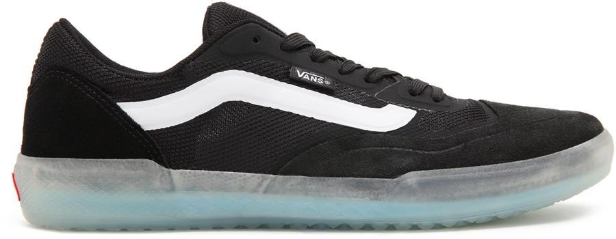 Vans AVE Pro Skate Trainers/Shoes UK 7 Black/White