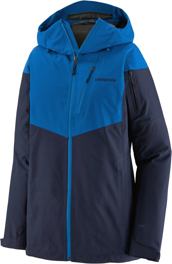 Patagonia SnowDrifter Women's Snowboard/Ski Jacket, S Alpine Blue