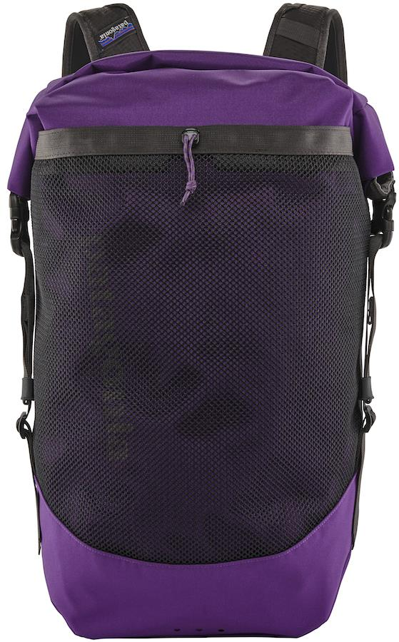 Patagonia Adult Unisex Planing Roll Top Wet/Dry Backpack, 35l Purple