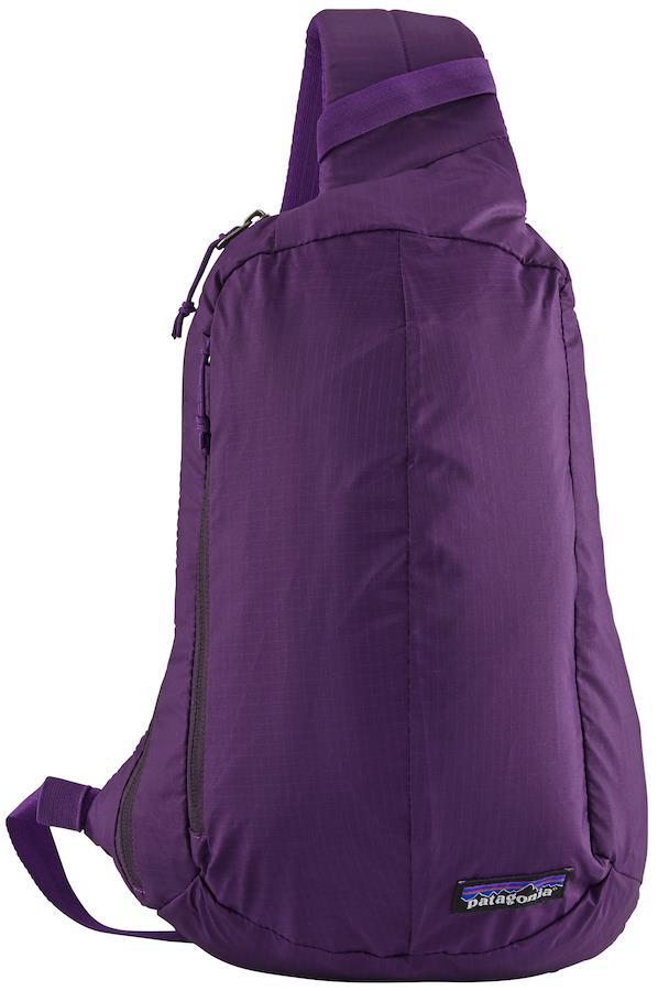 Patagonia Ultralight Black Hole Sling Crossbody Bag, 8l Purple