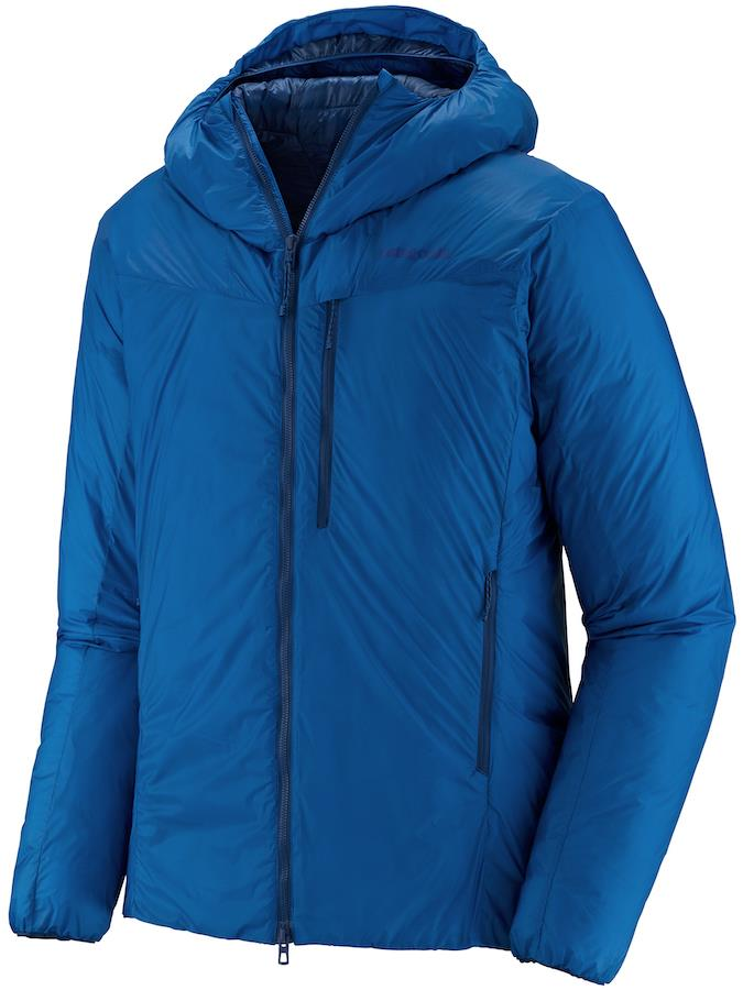 Patagonia DAS Light Hoody Insulated Water Resistant Jacket, XL Blue