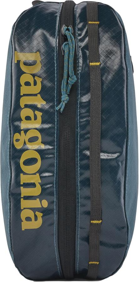 Patagonia Medium Black Hole Cube Duffel Travel Bag, 6L Abalone Blue