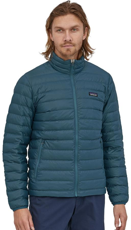 Patagonia Down Sweater Men's Insulated Jacket, M, Abalone Blue
