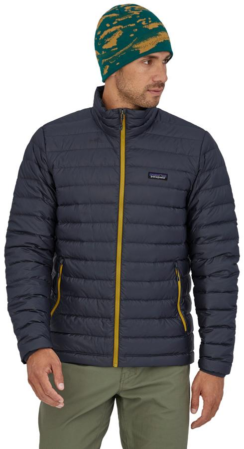 Patagonia Down Sweater Men's Insulated Jacket, XL, Smolder Blue