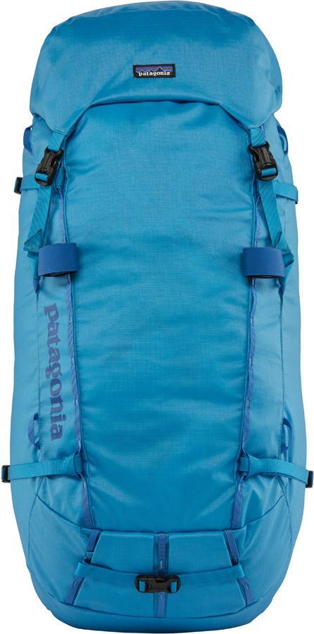 Patagonia Ascensionist Alpine Climbing Backpack, 55L S Joya Blue