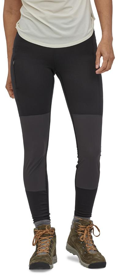 Patagonia Pack Out Women's Sports Tights, UK 12 Black