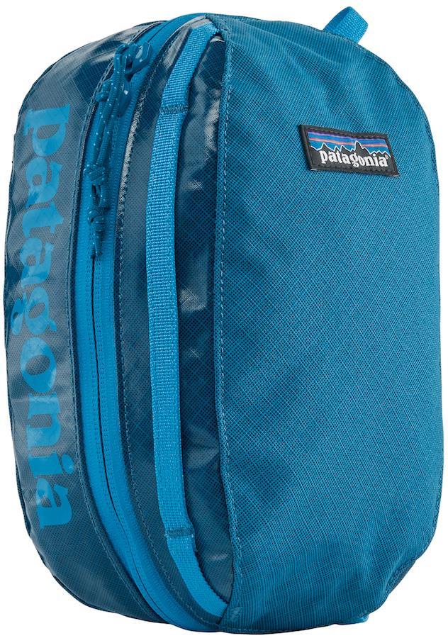 Patagonia Small Black Hole Cube Duffel Travel Bag, 3l Steller Blue