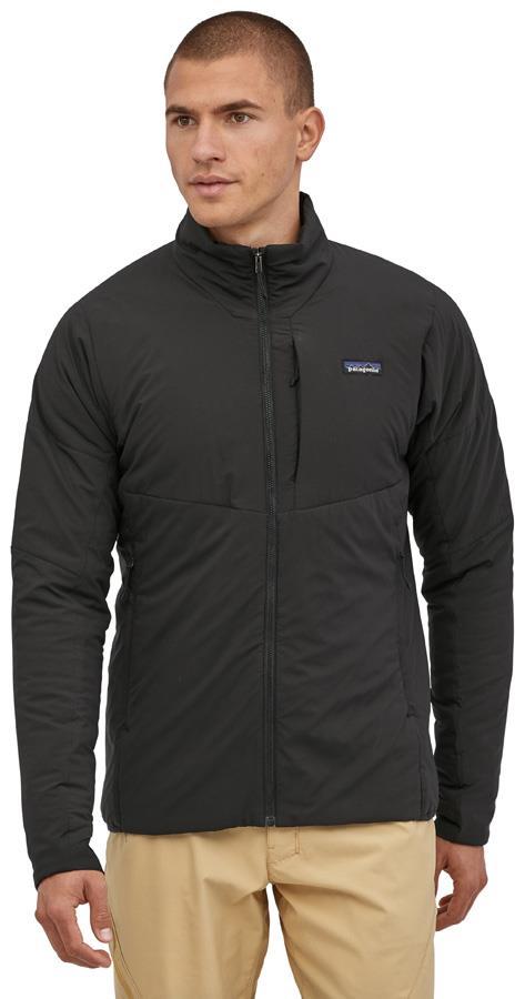 Patagonia Nano Air Stretch Insulated Jacket, L Black
