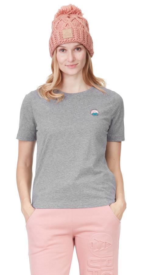 Picture Lizia Women's Short Sleeve T-Shirt, L Dark Grey