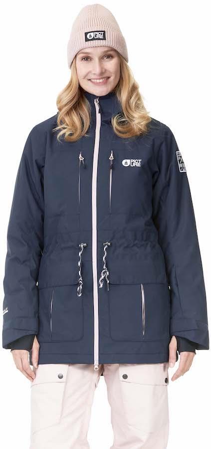 Picture Apply Women's Ski/Snowboard Jacket, XS Dark Blue