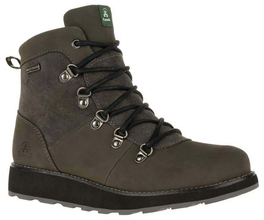 Kamik Ariel Lo Women's Winter Boots, UK 4 Charcoal