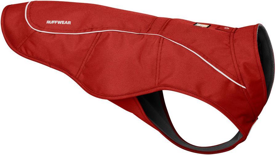 Ruffwear Overcoat Utility Jacket Dog Coat, S Red Clay