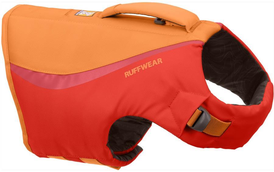Ruffwear Float Coat Life Jacket Dog Buoyancy Aid M, Red Sumac