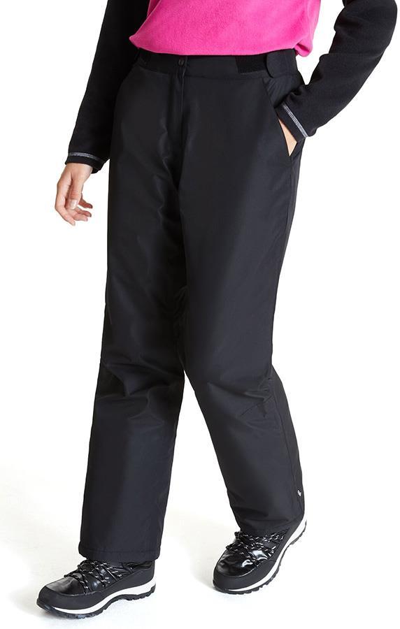 Dare 2b Rove Insulated Women's Snowboard/Ski Pants, UK 12 Black