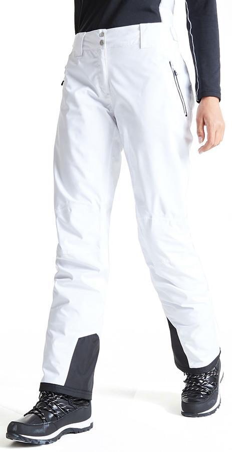 Dare 2b Effused II Women's Snowboard/Ski Pants, UK 14 White