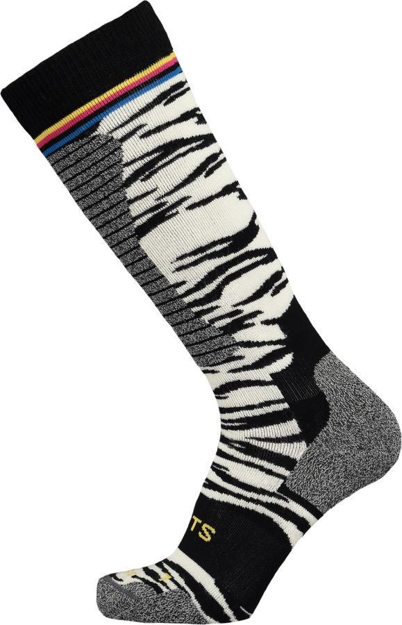 Barts SkiSock Tech Ski/Snowboard Socks, UK 6-8 White