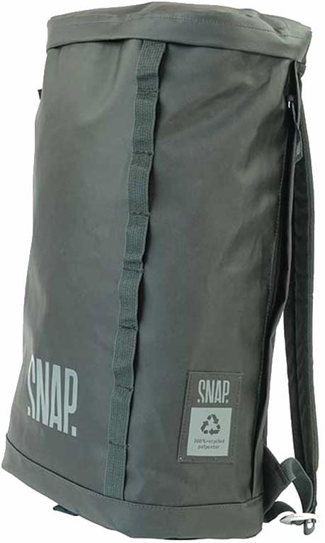 Snap Backpack 18L, Climbing and Alpine Rucksack, 18L Grey