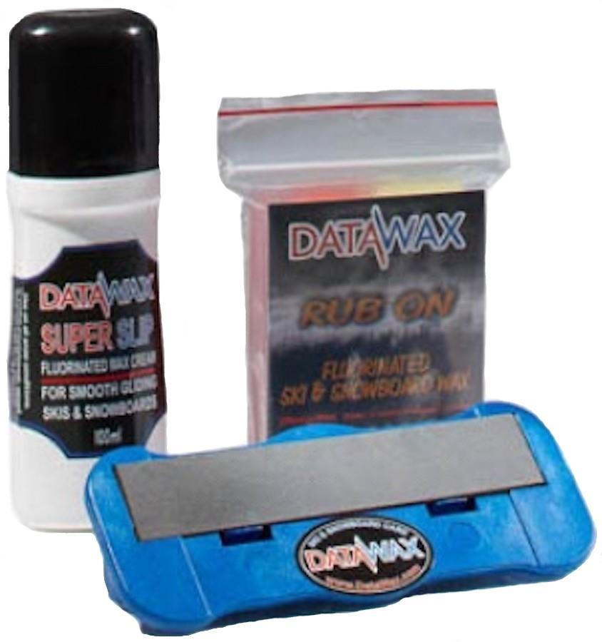 DataWax Holiday Grab Bag Ski/Snowboard Servicing Kit, Os