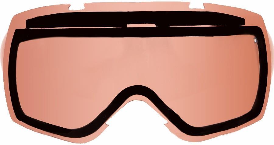 Smith Heiress Snowboard/Ski Goggle Spare Lens RC36 Rose Copper