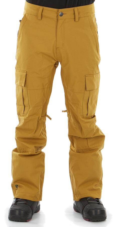 Bonfire Tactical Ski/Snowboard Pants, XL Camel