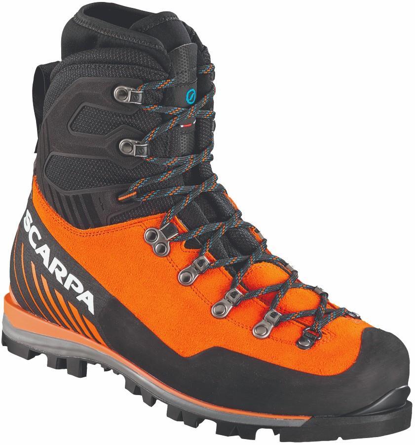 Scarpa Mont Blanc Pro GTX Mountaineering Boot, UK 8 | EU 42 Tonic