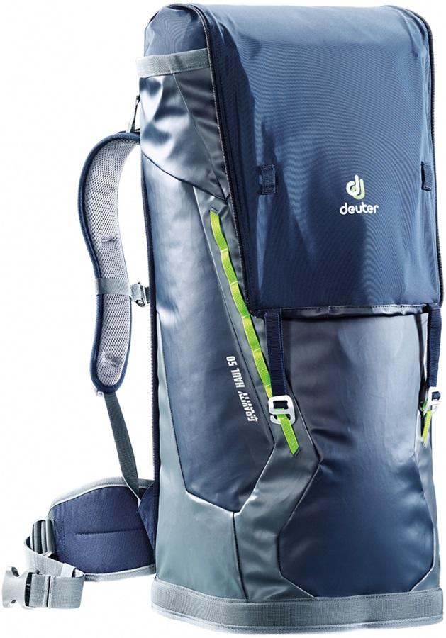 deuter Gravity Haul 50 Alpine Clmibing Backpack 50L Navy Granite