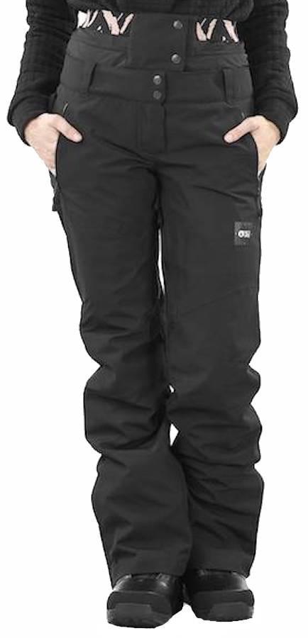 Picture Exa Women's Ski/Snowboard Pants, L Black