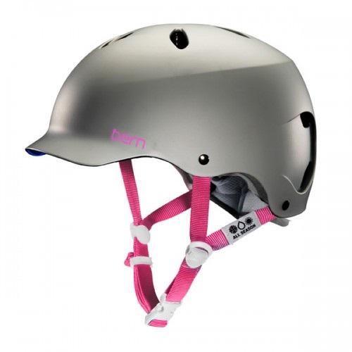 Bern LENOX Ladies H2O Watersports Helmet, XS Graphite Grey