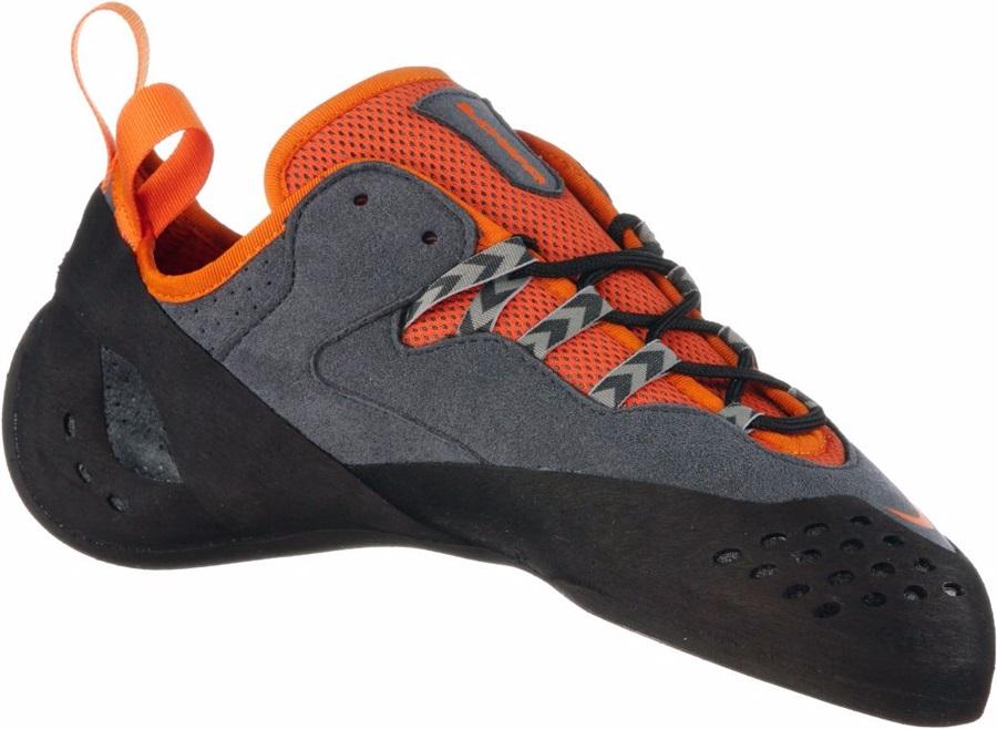 Lowa Falco Lacing Rock Climbing Shoe UK 6   EU 39.5 Orange
