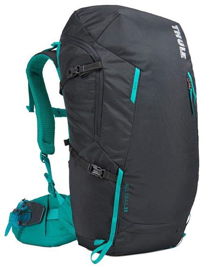 Thule AllTrail 35L Women's Trekking Backpack, Obsidian