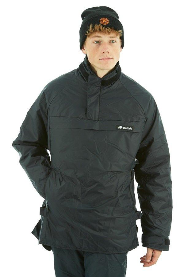 Buffalo Special 6 Shirt Pullover Technical All Weather Jacket S