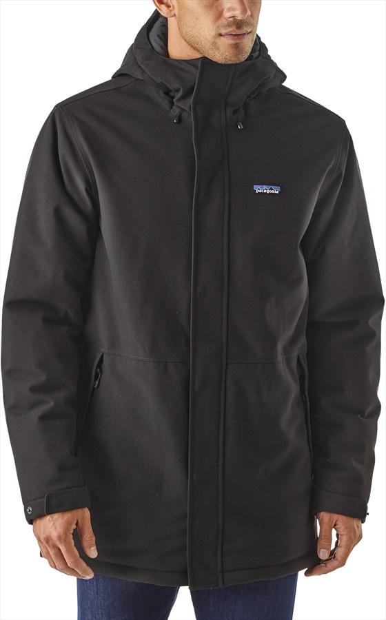 Patagonia Lone Mountain Parka Jacket, L Black